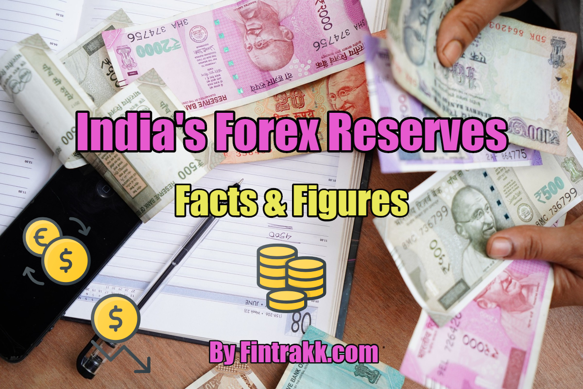 India's forex reserves, Forex reserves of India
