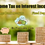 Income Tax on Interest Income in India