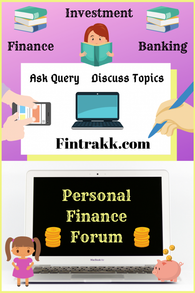 Personal Finance Forum India, investing forum