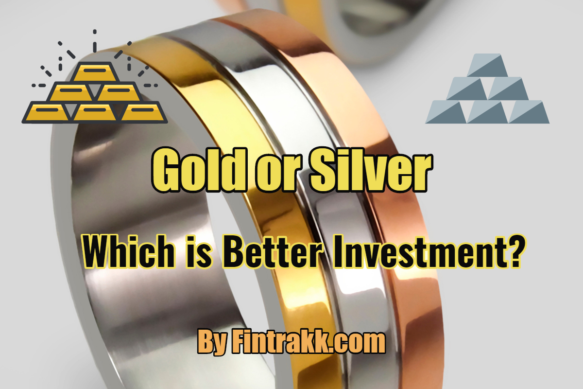 Which is a Better Investment, Physical Gold or Silver?
