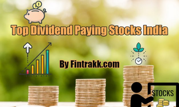 Top Dividend Paying Stocks in India: Best List