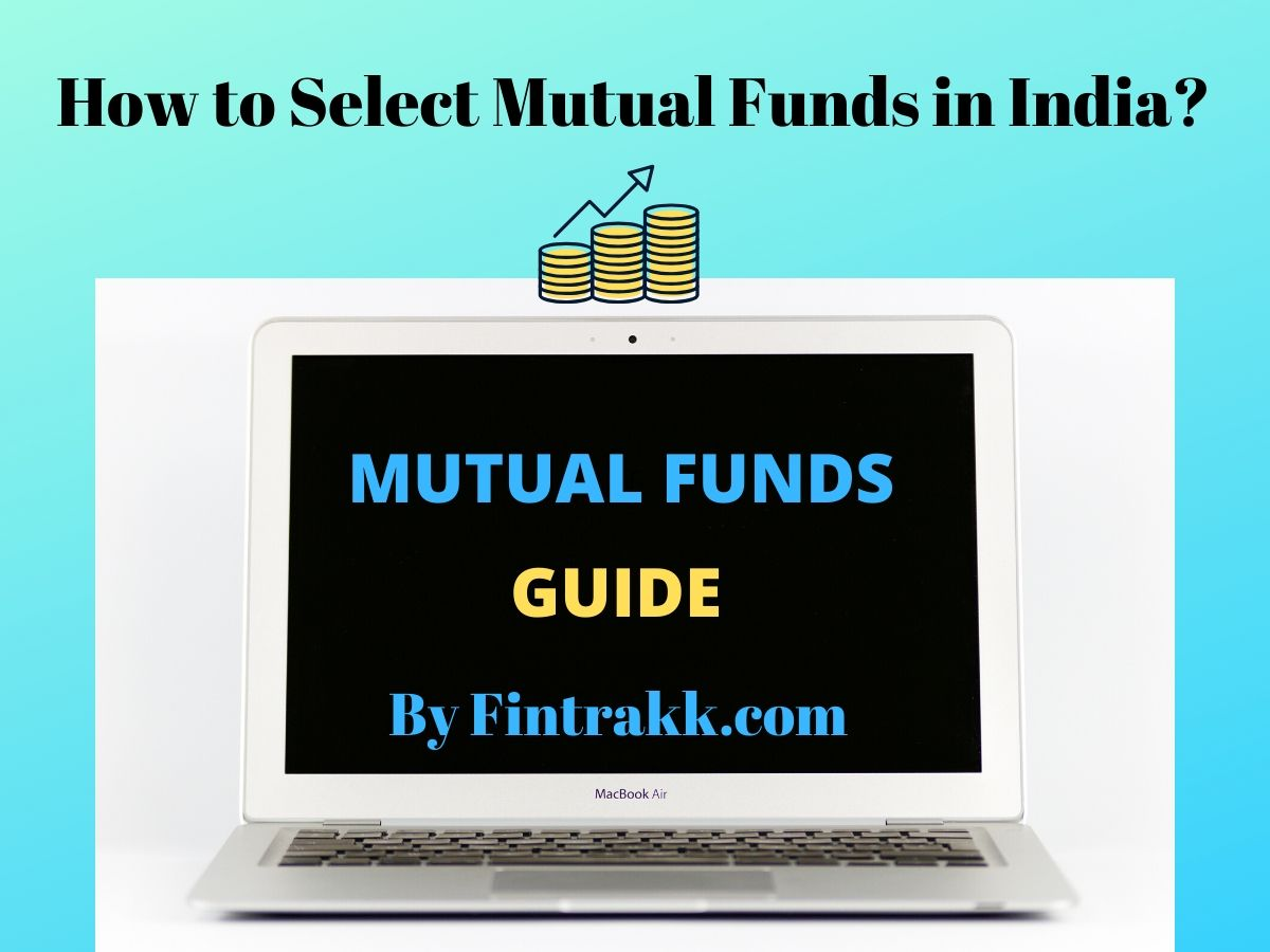 Choose Mutual funds in India