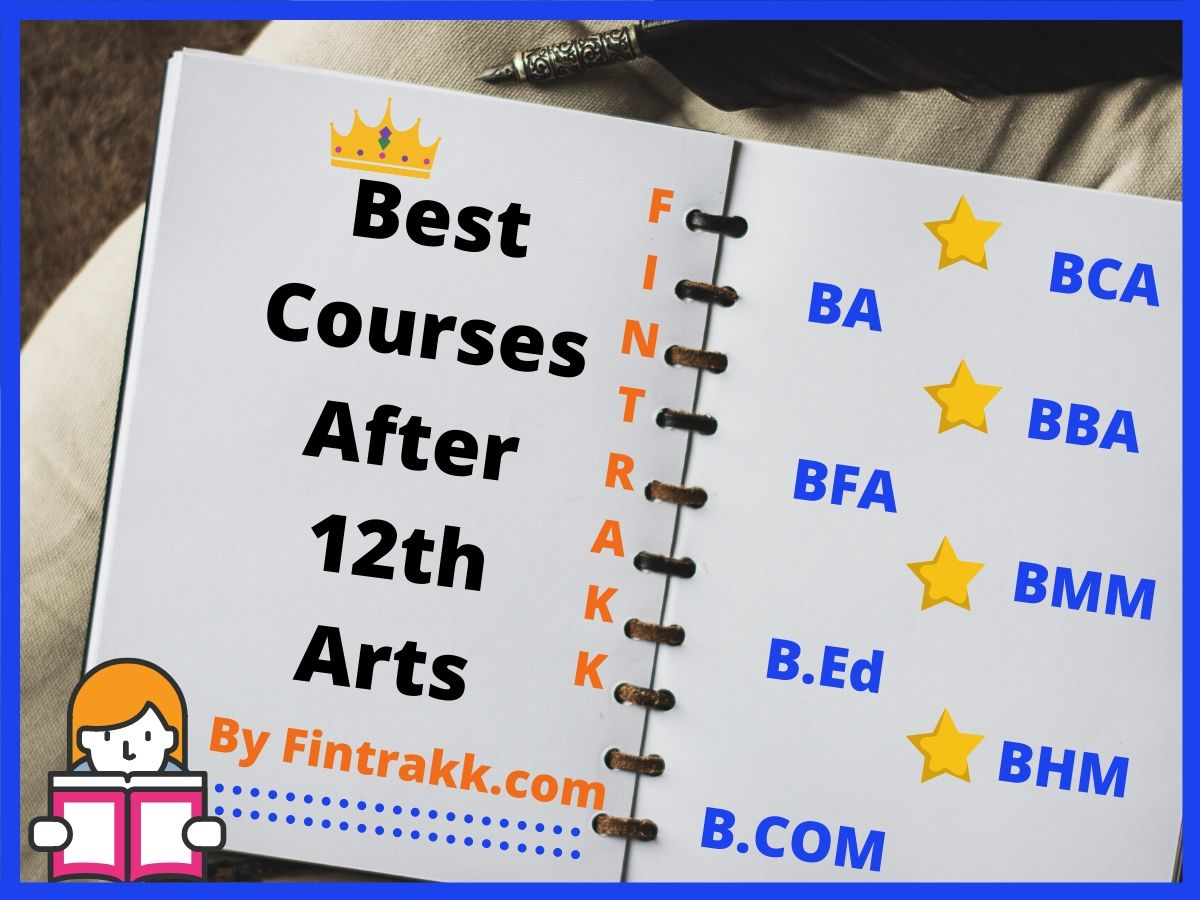 Best Courses after 12th Arts: Top Career Options 2020