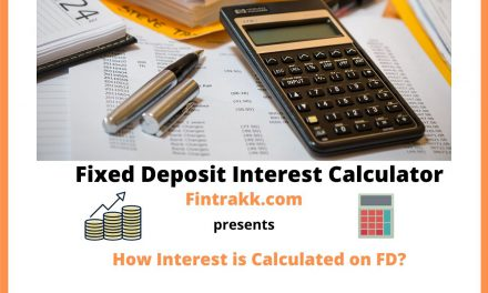 Fixed Deposit Calculator: How to Calculate Interest on Your FDs?