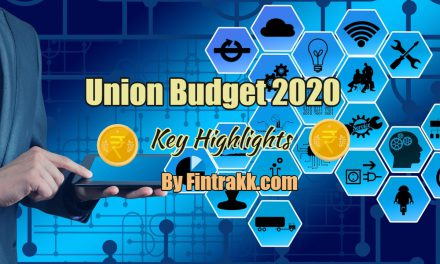 Highlights of Union Budget 2020: Key Points to Know