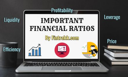 Important Financial Ratios: You Must Know for Stock Investing