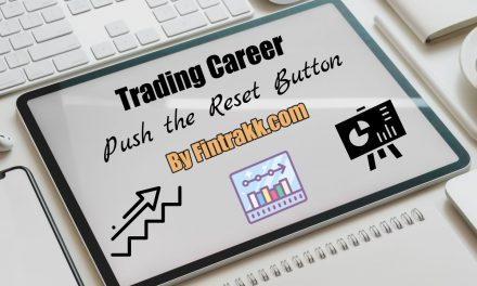 How to Push the Reset Button in Your Trading Career?