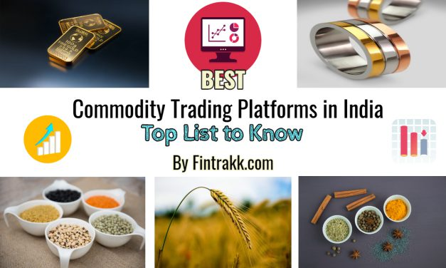 Best Commodity Brokers in India: Top Trading Platforms 2020