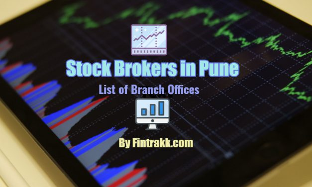 Stock Brokers in Pune (Maharashtra): List of Branches