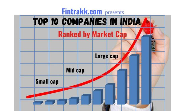 Top 10 Companies in India by Market Cap: Best List