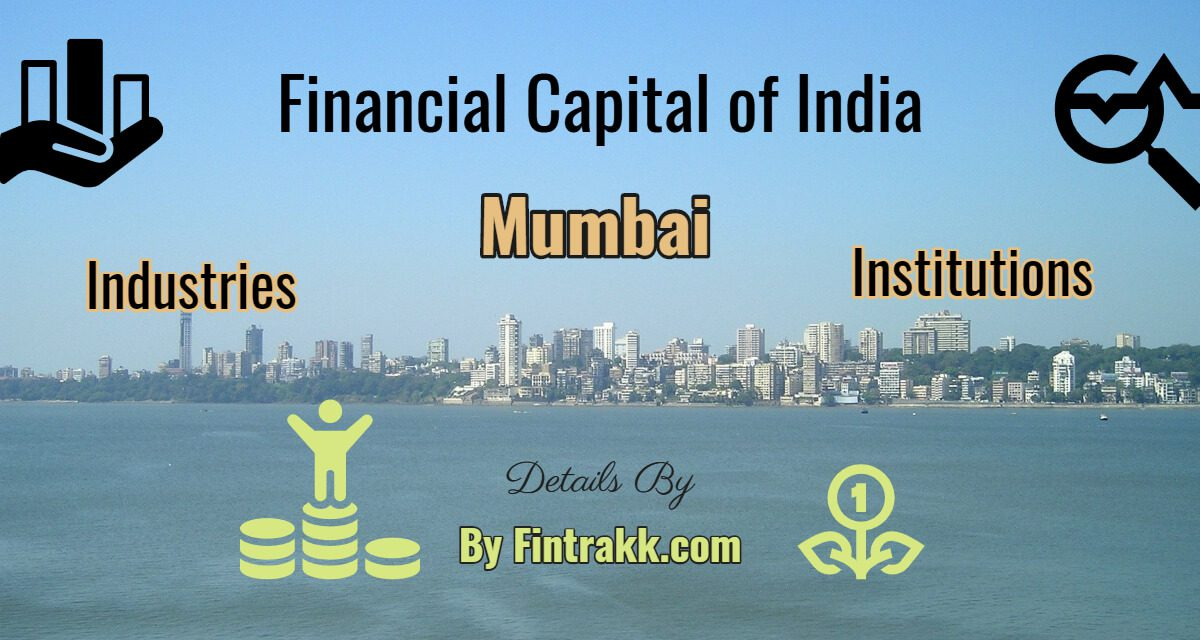 Which is the Financial Capital of India? Mumbai, Right!