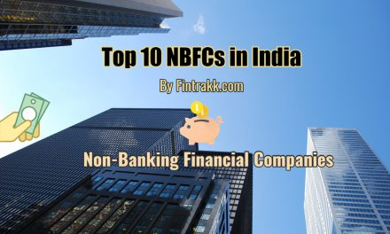 Top 10 Non-Banking Financial Companies (NBFC) in India