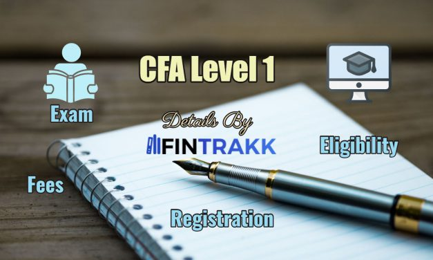 CFA Level 1 Exam: Course Fees, Eligibility, Program Registration Details