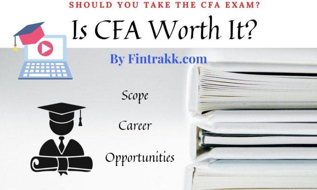 Is CFA worth it? Should You Take the CFA Exam?