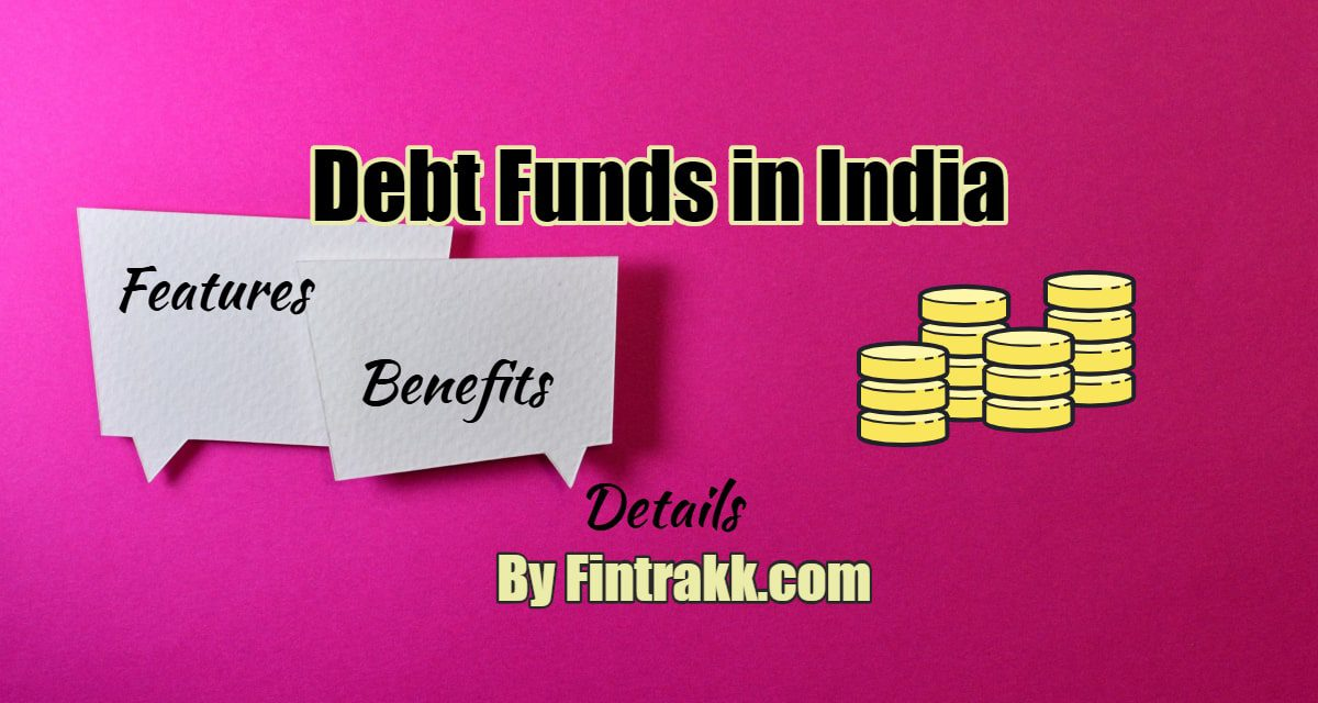 What are Debt funds? Meaning, Features, Advantages & Disadvantages