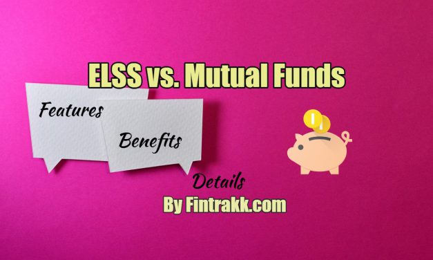 ELSS vs Mutual Funds: Comparison, Differences, Review