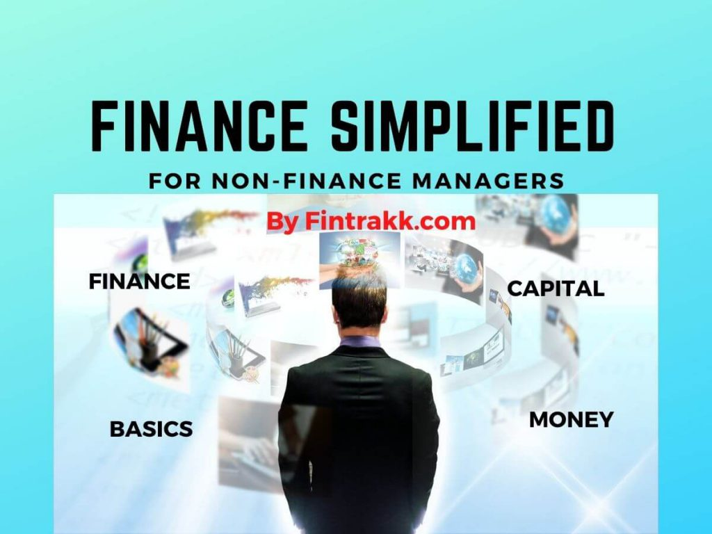finance for non-finance managers, finance simplified, finance meaning