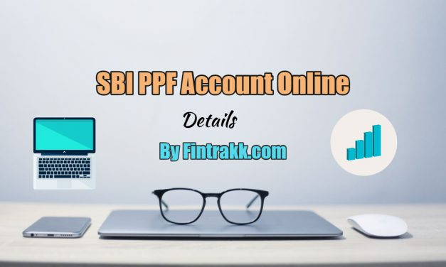 How to open PPF Account online in SBI?