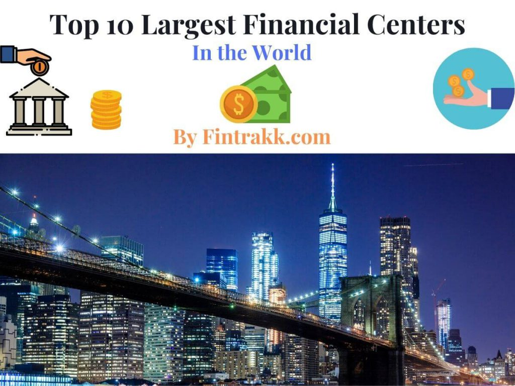 biggest financial cities, largest financial centers