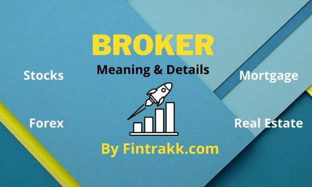What is a Broker? Meaning & Types of Brokers