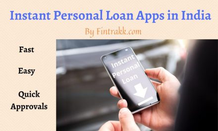 Top 10 Best Instant Personal Loan Apps in India