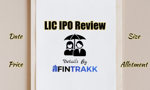 LIC IPO Review: Date, Price Band, Size, Allotment & Details