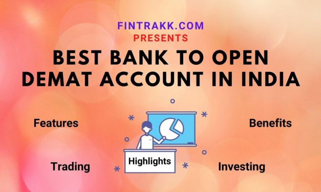 Which is the Best Bank for Demat Account in India?