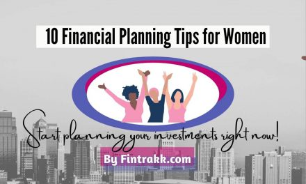 10 Financial Planning Tips for Women