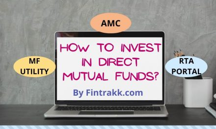 How to Invest in Direct Mutual Funds?