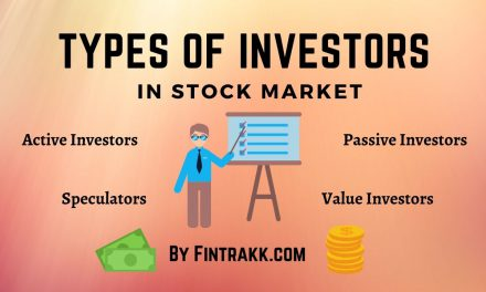 Types of Investors in the Stock Market
